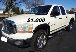 🔥🔑🔑$1,OOO🔑🔑 For Sale URGENT 🔑🔑2006 Dodge Ram 1500 SLT CLEAN TITLE🔑🔑🔥 for Sale in San Diego, CA