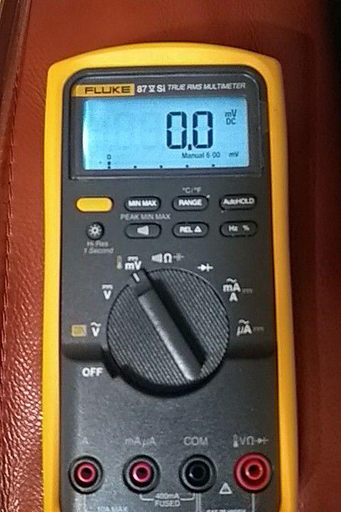 FLUKE 87V Si true RMS multimeter *NEW* for Sale in Everett, WA - OfferUp