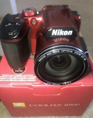 Nikon B500 Coolpix Camera for Sale in Dover, FL