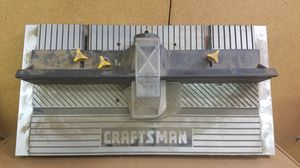 Craftsman Table Saw Router Extension. for Sale in Tempe, AZ