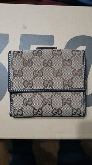 Gucci Monagram wallet for Sale in DeSoto, TX