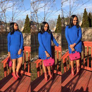 Blue tunic dress for Sale in New Castle, DE