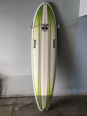 """7'4"""" Surfboard for Sale in San Diego, CA"""