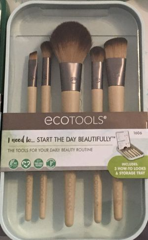Makeup brushes-brand new $7 Ecotools for Sale in Coral Springs, FL