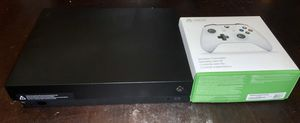 XBOX ONE X. (((( LIKE NEW)))) for Sale in Rex, GA