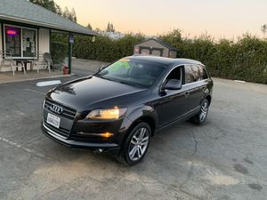 2008 AUDI Q7 ALL-WHEEL DRIVE for Sale in Madera, CA