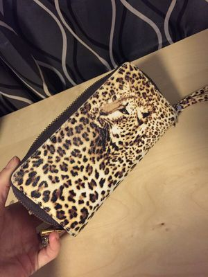 Cheetah print wallet for Sale in Boston, MA