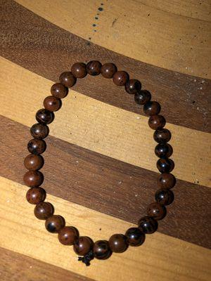 Mahogany obsidian stone bracelet for Sale in Stockton, CA