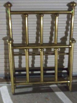 Vintage Antique Brass Bed for Sale in Allen,  TX