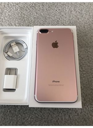 iPhone 7 Plus 128 GB like new for Sale in Herndon, VA