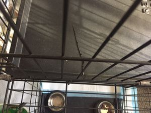 Small dog cage for Sale in Charlottesville, VA