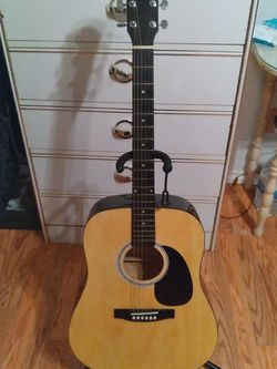 Fender Squire Acoustic Guitar for Sale in Corona,  CA