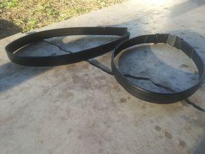 Police duty belt for Sale in Austin, TX