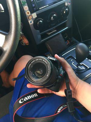 Canon Rebel SL1 New condition for Sale in Los Angeles, CA
