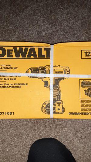 DeWalt Drill/Driver Kit for Sale in Auburn, WA