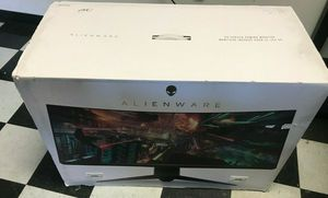 """Alienware 34"""" AW3418DW ultrawide gaming monitor for Sale in Pocatello, ID"""