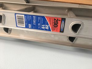 Werner aluminum ladder for Sale in Bloomington, IL