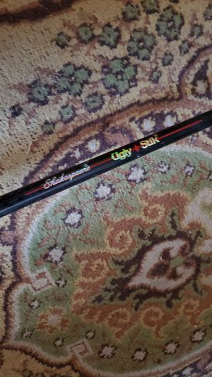 6 ft long Shakespeare Ugly Stick Fishing Rod for Sale in Fresno, CA