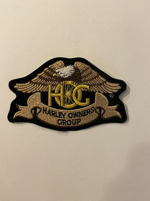 Motorcycle jacket patches - Harley Davidson Owners Group for Sale in Upper Marlboro, MD