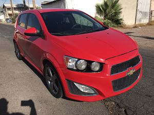 2014 Chevy Sonic Rs for Sale in Mesa, AZ