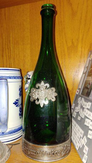Antique wine bottle for Sale in Henderson, NV