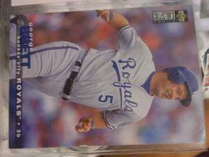 Kc royals baseball cards for Sale in Wichita, KS