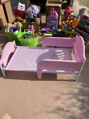 Huge lot of kids toys and bed for Sale in Queen Creek, AZ