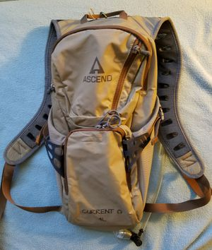 Ascend Current 4 liter hydration backpack for Sale in East Haven, CT
