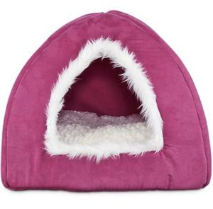 NEW Harmony Hooded Igloo Cat Bed w/ Reversible Inner Pillow (tags attached) for Sale in Rockville, MD
