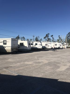 Camper RV Travel Trailer 5th Wheel for Sale in Callaway, FL