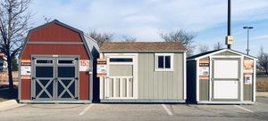 Tuff Shed- Small, Medium, or Large ALWAYS Delivered And Installed for Sale in Ypsilanti, MI