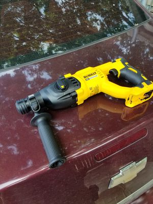 20v New Dewalt SDS Rotary Hammer Drill Only—Solo El Taladro!!! for Sale in Garland, TX