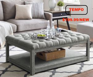 Mansfield Cocktail Table, Grey for Sale in Huntington Beach, CA