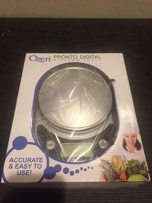 Ozeri Pronto Digital Kitchen Scale for Sale in Los Angeles, CA