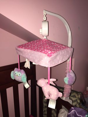 Crib baby mobile for Sale in North Bethesda, MD