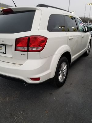 2017 WHITE DODGE JOURNEY, SXT, 3.6L, V-6. $14,935. Ask for Garry. FINANCING AVAILABLE. for Sale in San Antonio, TX