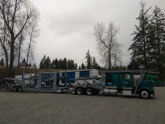 2007 Western Star car hauler 2007 Boydstun Trailer for Sale in Mill Creek,  WA