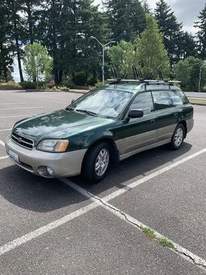 2002 Subaru Outback NEW ENGINE for Sale in Vancouver, WA