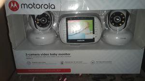 Motorola 2 camera video baby monitor for Sale in Phoenix, AZ