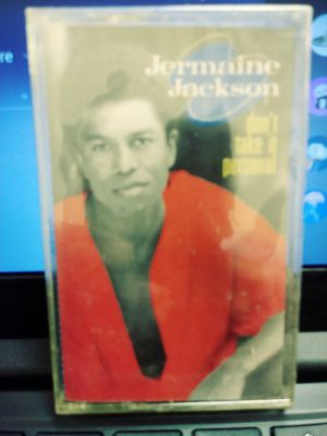 Cassette Jermaine Jackson don't take it personal for Sale in St. Louis, MO