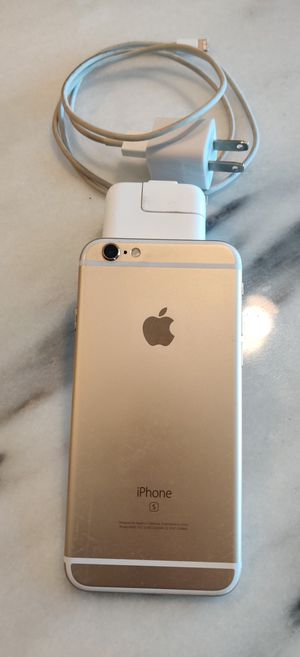 iPhone 6s - Gold - 16g - ATT for Sale in Riverside, CA