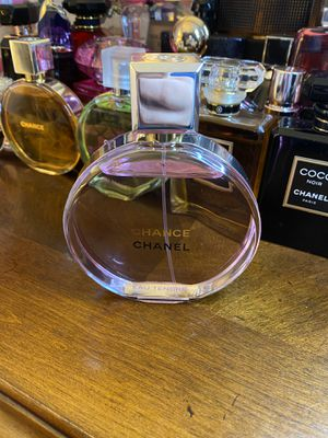 Chanel Chance Eau Tendré EDP 5oz for Sale in Garden Grove, CA