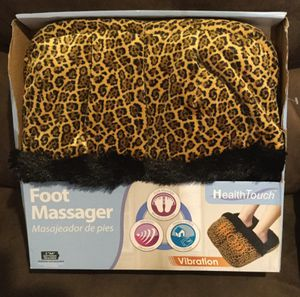 New Health Touch Foot Massager (ref#0903003) for Sale in Carlsbad, CA