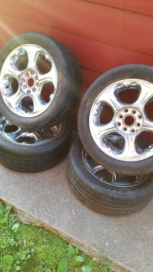 Chrome rims for Sale in Homewood, IL