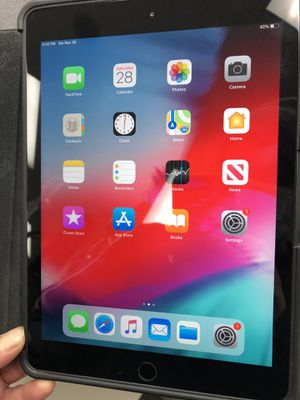 IPAD 6 .GEN 128 gb for Sale in Kenmore, WA