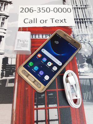 Unlocked samsung Galaxy s7 active for Sale in Shoreline, WA