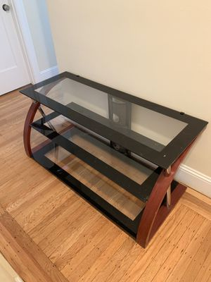 Glass TV Stand for Sale in San Francisco, CA