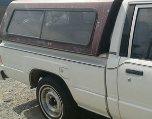 Camper shell for Toyota truck 89 to 99 extra cab for Sale in Lawndale, CA