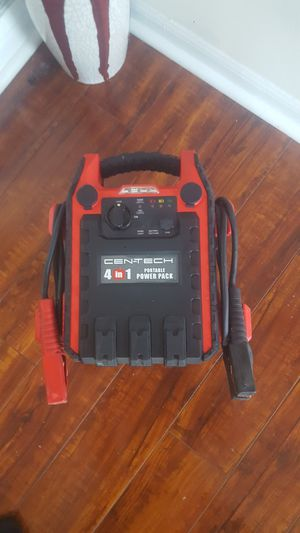 Car Battery Charger/Tester Portable for Sale in Columbus, OH