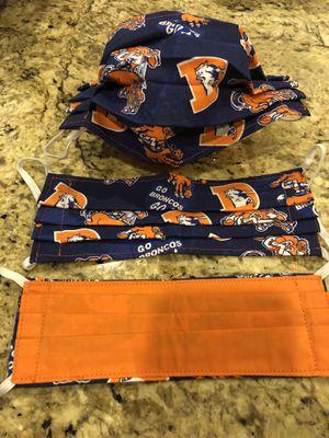 Denver Broncos Throwback Face Masks for Sale in North Las Vegas, NV